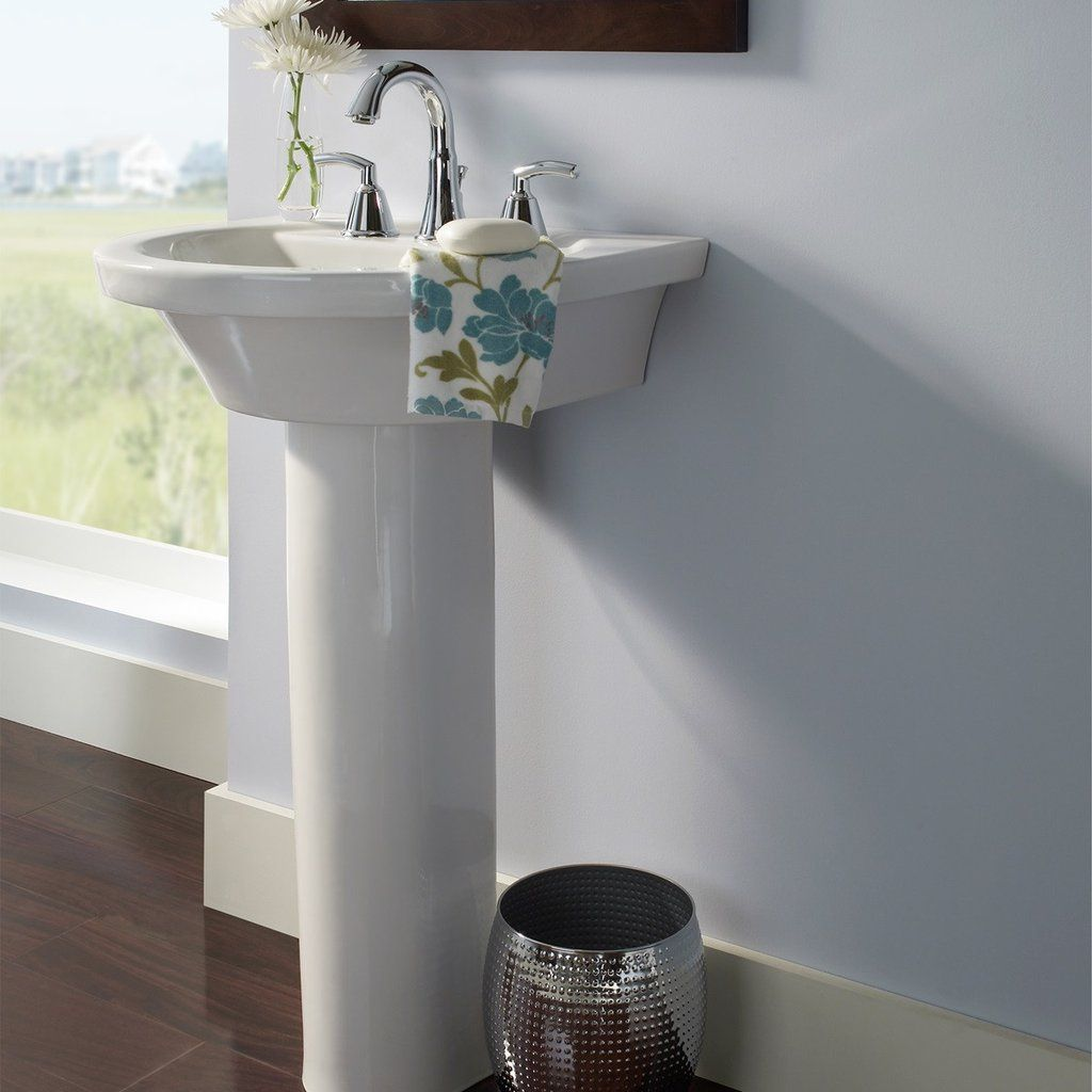 Bathroom Pedestal Sink, 21\