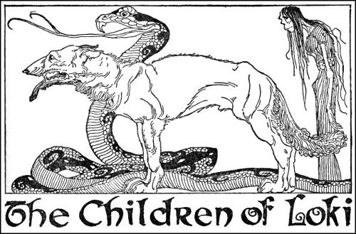 The Children of Loki - The Nightmare of Ragnarök
