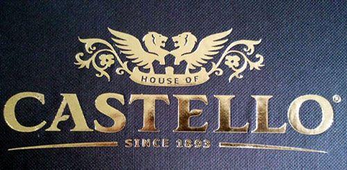 Golden Foil Hot Stamping Logo Custom Packaging Boxes Box Packaging Gift Packaging