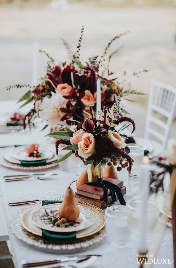 WedLuxe– Love Takes Flight   Photography by: Rivkah Photography Follow @WedLuxe for more wedding inspiration!