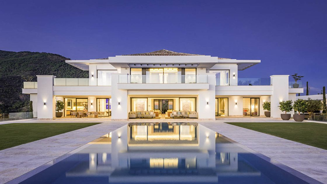 Hollywood Hills Contemporary Home Sunset Plaza Villa Contemporary House Architecture Architecture House