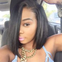 Human Hair Bob Wig Hot Brazilian Virgin Glueless Full Lace Top Quality For Black Women Straight Front Wigs