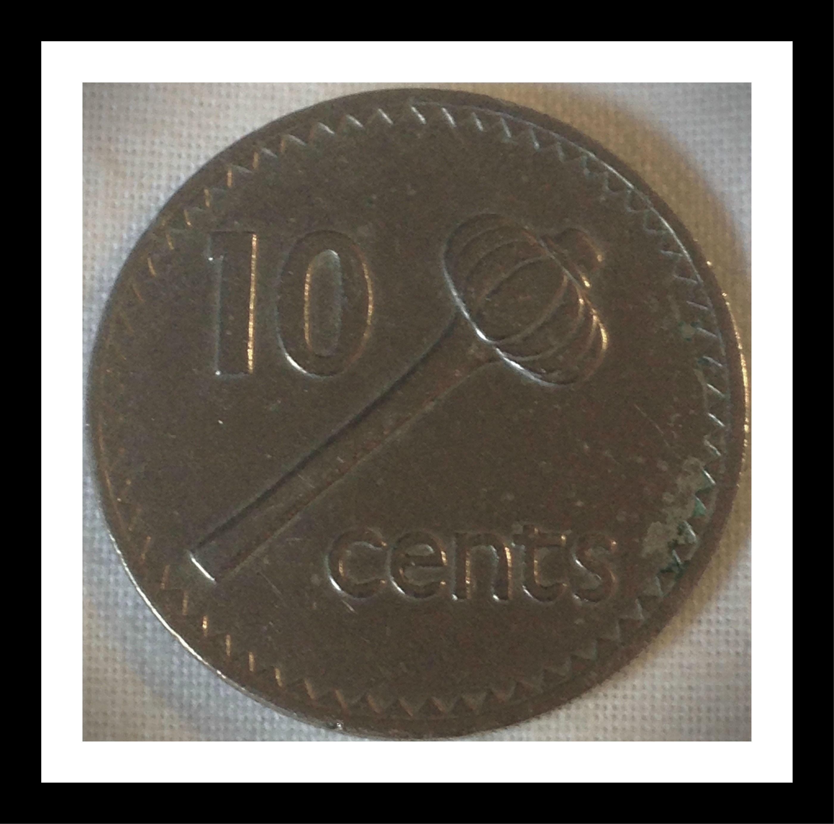1970 20 CENTS PLATYPUS PROOF AUSTRALIA