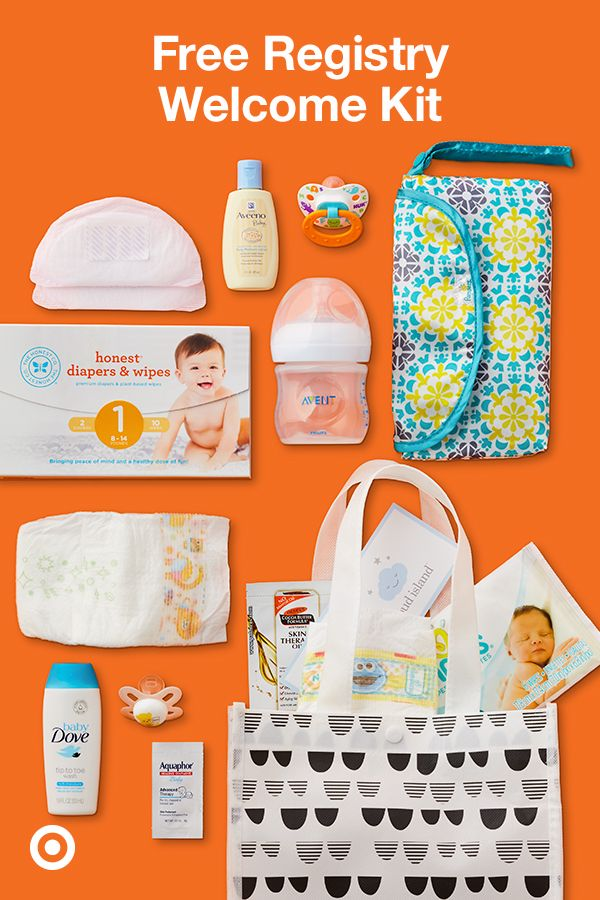 Create A Target Baby Registry Today You Ll Get A Welcome Kit With 50 Worth Of Coupons Handpicked Samples 15 Off Everything Left On Your R Itens Para O Bebê