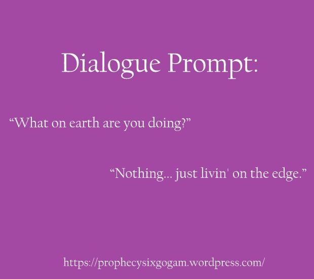dialogue prompt - Google Search - WRITING► PROMPTS   Pinterest ...