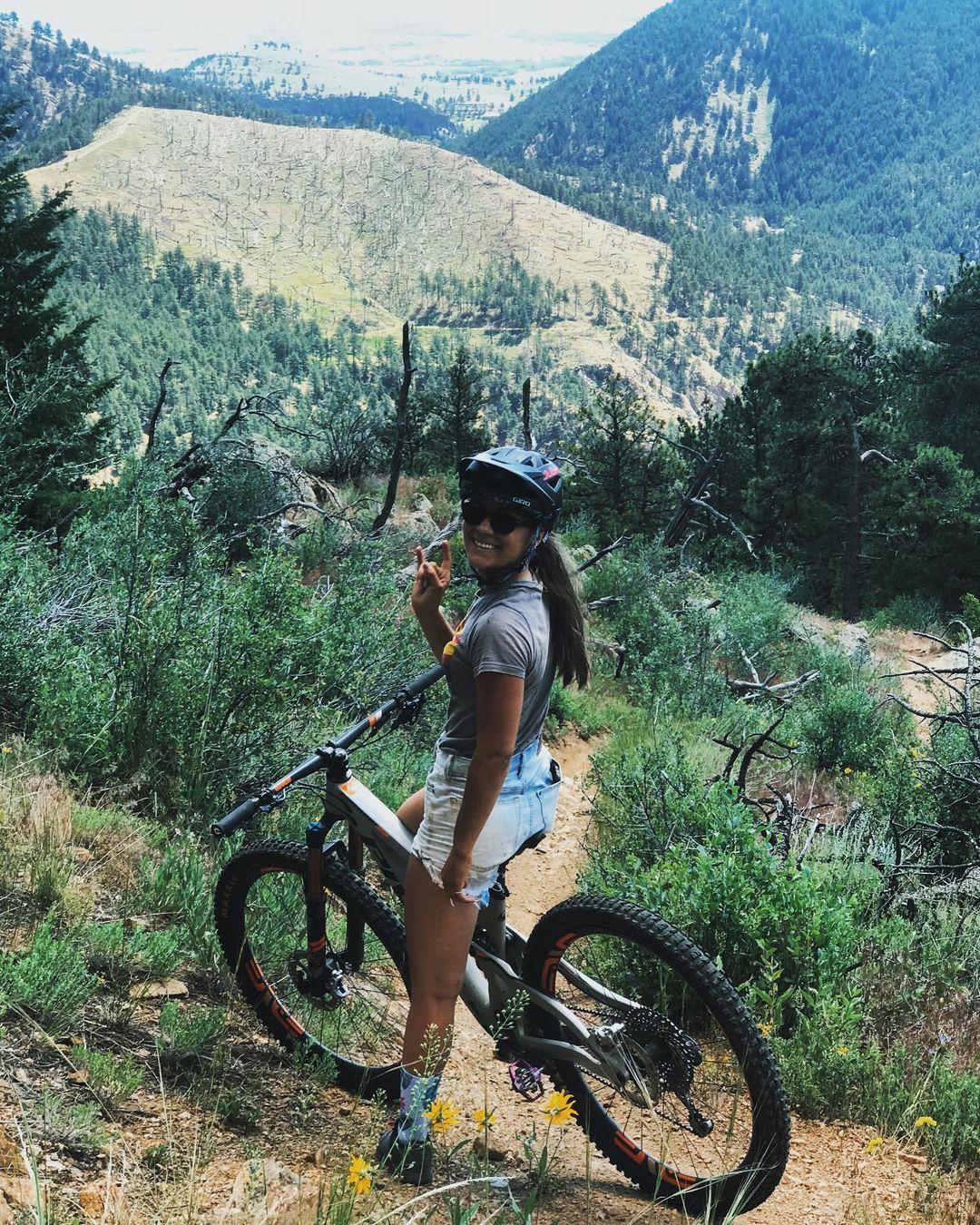 Mountain Bike Trails Boulder