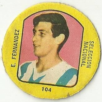 E. Fernandez - Argentina #104  1963