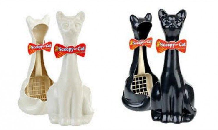 Scoopy The Cat Litter Scoop Holder Cat litter, Litter, Cats