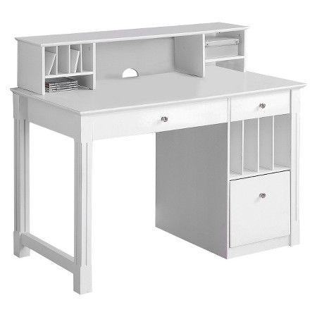 Pleasing Home Office Deluxe White Wood Storage Computer Desk With Interior Design Ideas Skatsoteloinfo