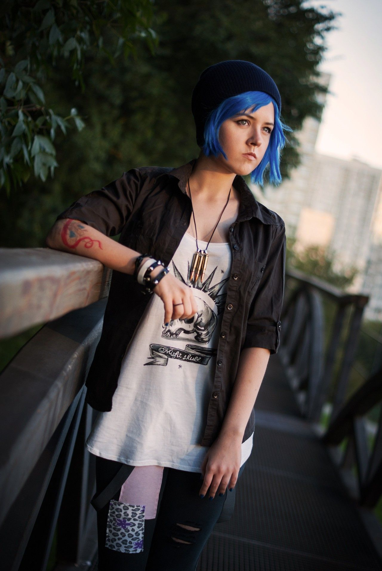 Chloe Cosplay