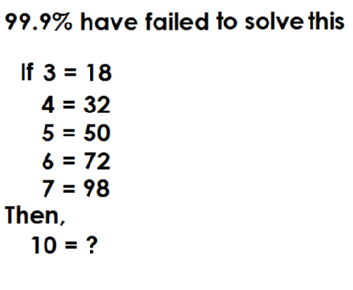 Solve this maths | Top 10 Mind Games and Brain Teasers for Adults ...