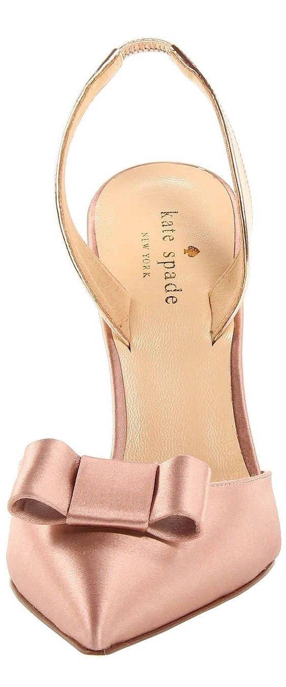 fa438995b Kate Spade ~ rose gold ✿⊱╮ | Can this be in my closet? | Sapatos ...