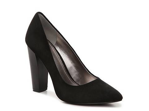 Black Bcbgeneration Ladies Clarice Pump Smart