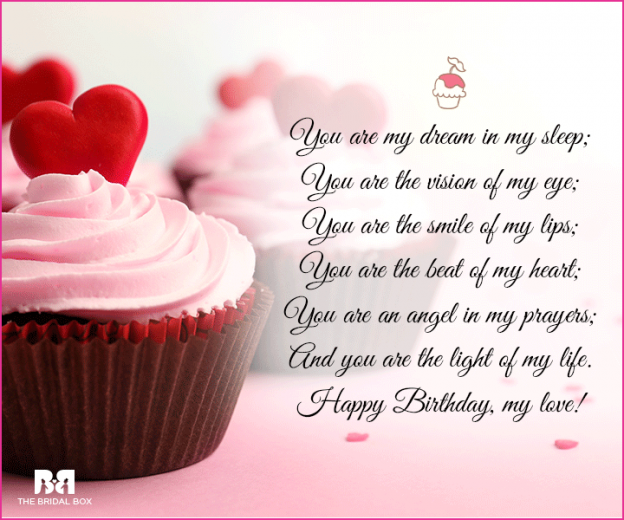 70 Love Birthday Messages To Wish That Special Someone Birthday