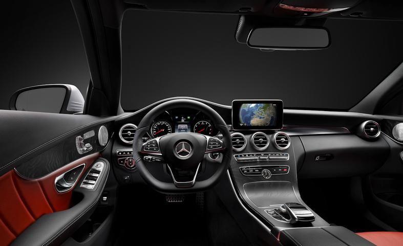 مرسيدس بنز الفئة C 2015 C 180 في السعودية أسعار السيارات الجديدة المواصفات تقارير وصور يلل C Class Mercedes New Mercedes C Class Mercedes C Class Interior
