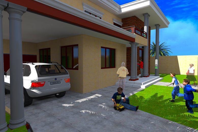 Projet De Construction D Une Residence A Nouktchott En Mauritanie