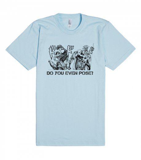 Do you even Pose? (Concept B)