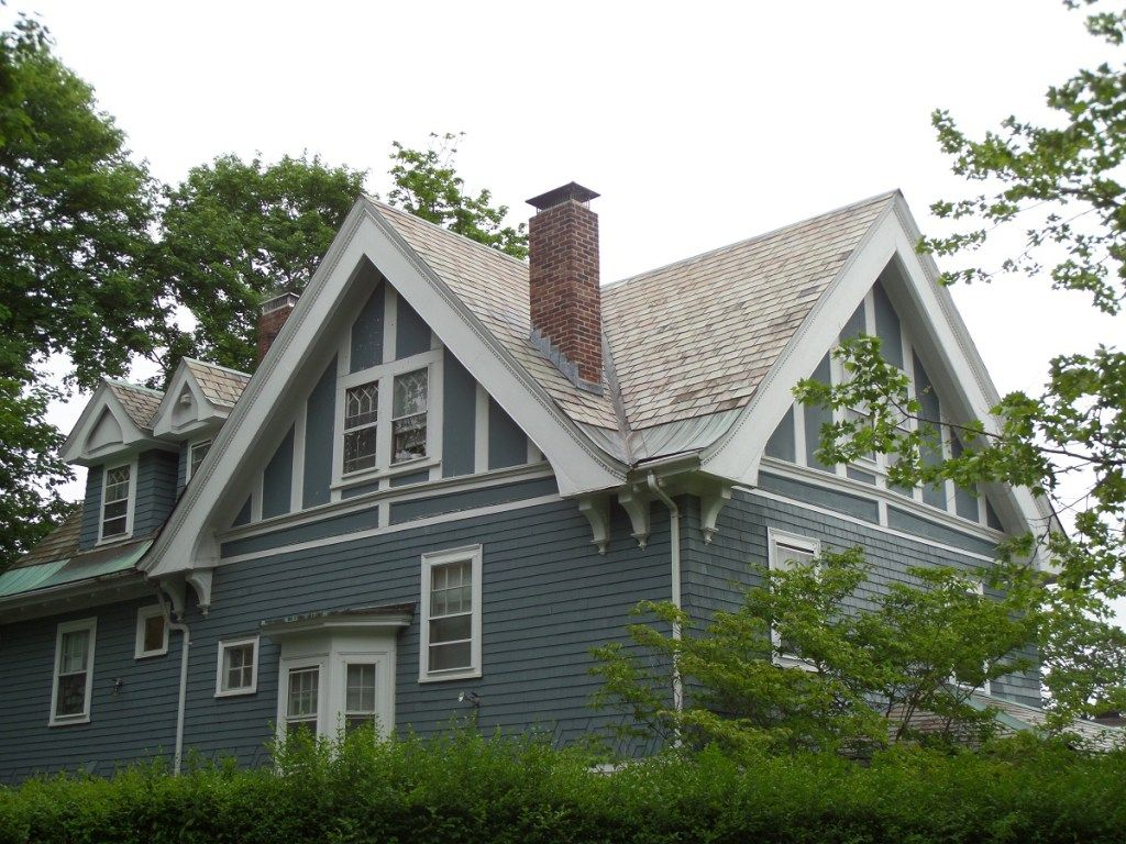Cross Gable Roof Gable Roof Design Gable Roof Roof Styles