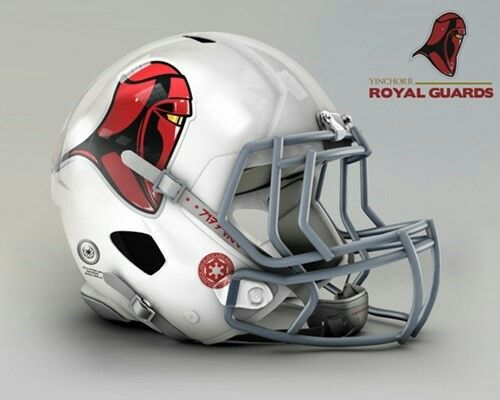 Star Wars Football Helmet