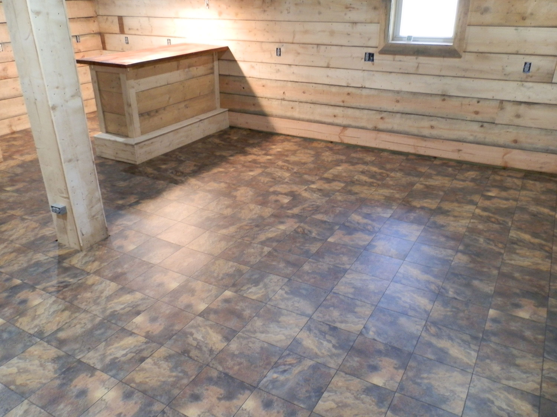 Raised Floor Tile Max Tile Modular Basement Flooring In 2020 Basement Flooring Waterproof Basement Flooring Wood Countertops Kitchen Island