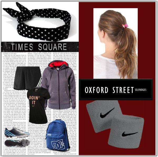 """""""Soccer outfit!!!"""" by soccerfashionrocker on Polyvore"""