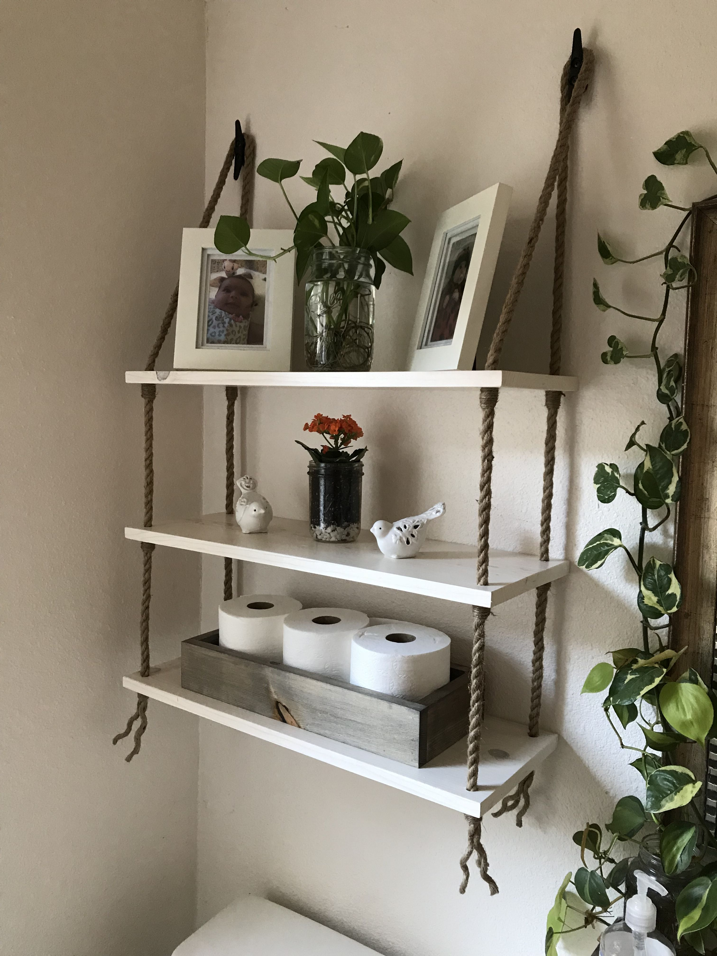 Beautiful Bathroom Shelves Diseno Banos Pequenos Muebles Para Casa