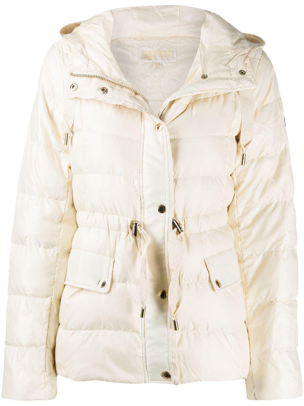 Michael Michael Kors Hooded Puffer Jacket Farfetch Michael Kors Puffer Jackets Michael Kors Jackets [ 1334 x 1000 Pixel ]