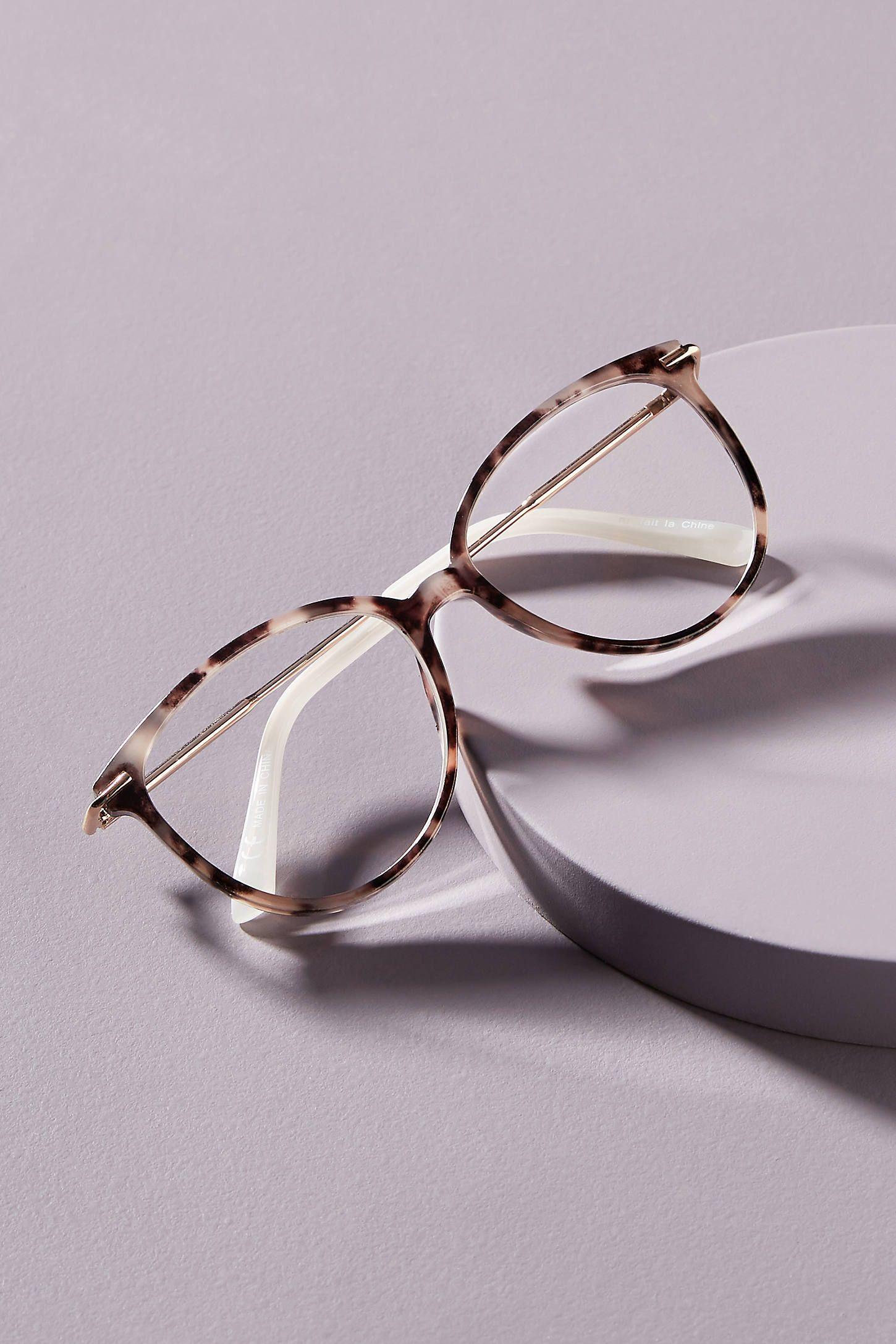 Photo of ZiGi + MARAiS Mixed Metal Reading Glasses – Glasses