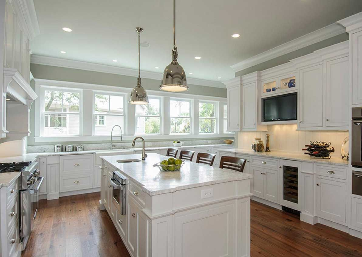 Pin by Аlаyаh Mаyra on Ase Pinterest White cabinets Granite