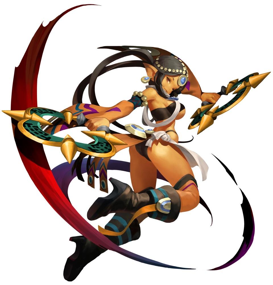 blade dancer advancement of