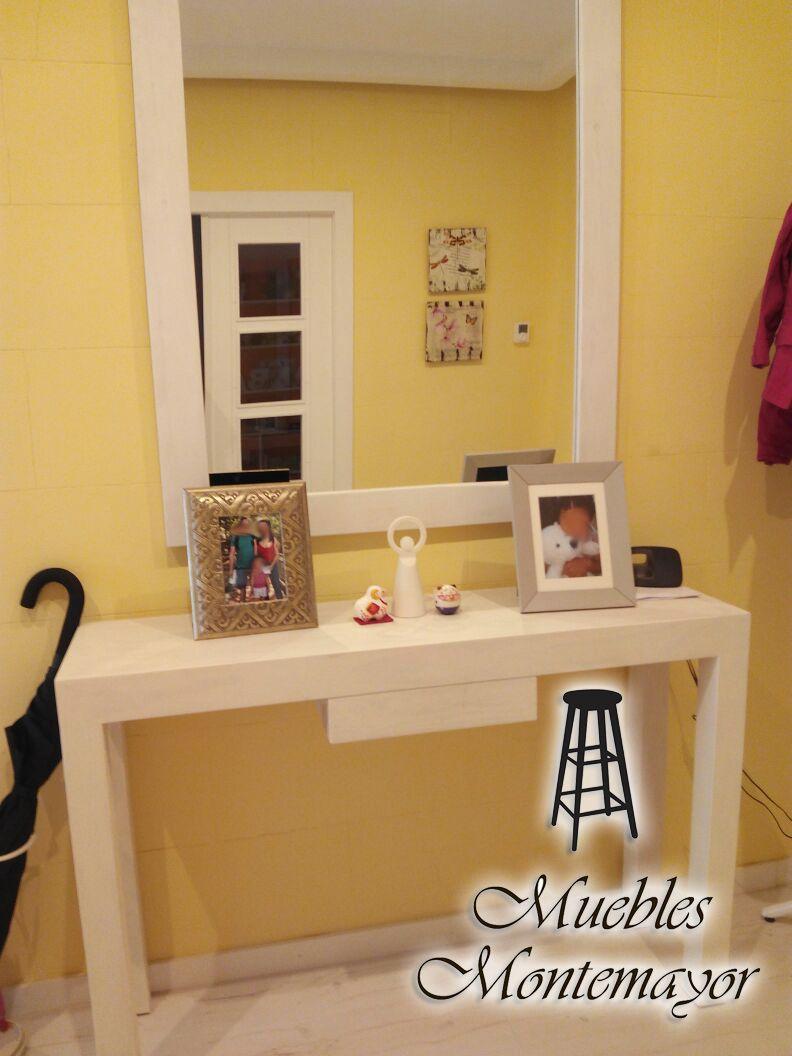 ¿Os gusta como queda nuestra Entrada Recta? #hogar #decoracion #muebles
