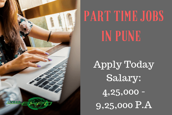 4688 New Part Time Jobs In Pune Urgnet Job Vacancy For Freshers