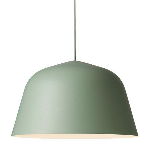 Muuto Ambit Riippuvalaisin 40 Cm Dusty Green Pendant Light Lighting Ceiling Lamp Pendant Lamp
