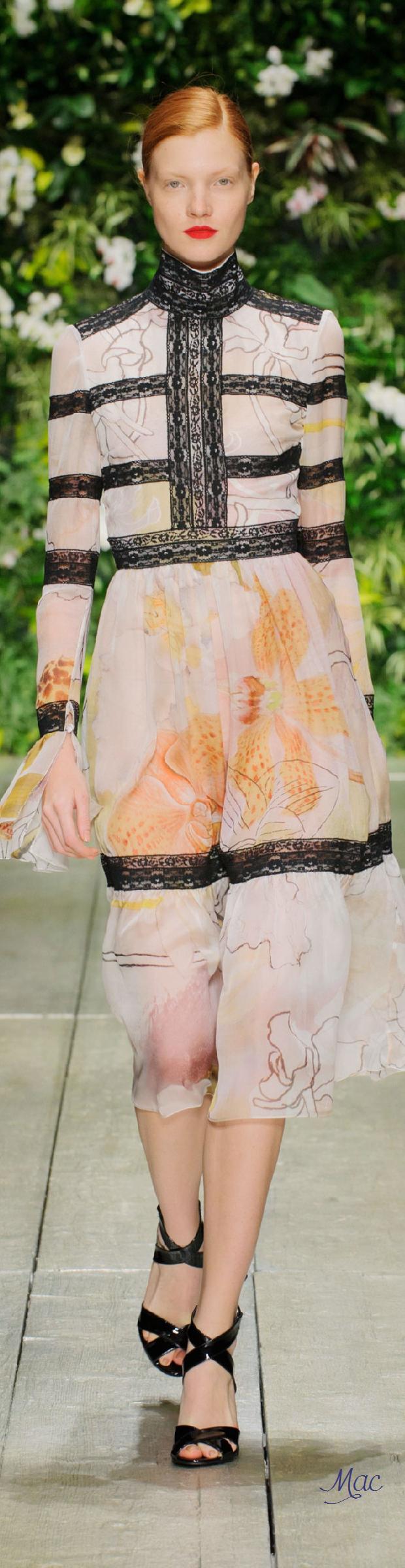Spring 2016 Ready-to-Wear Laura Biagiotti