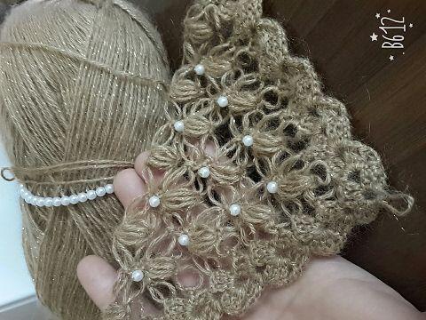 Tutorial de Chal soñado a Crochet - YouTube | Puntadas ganchillo ...