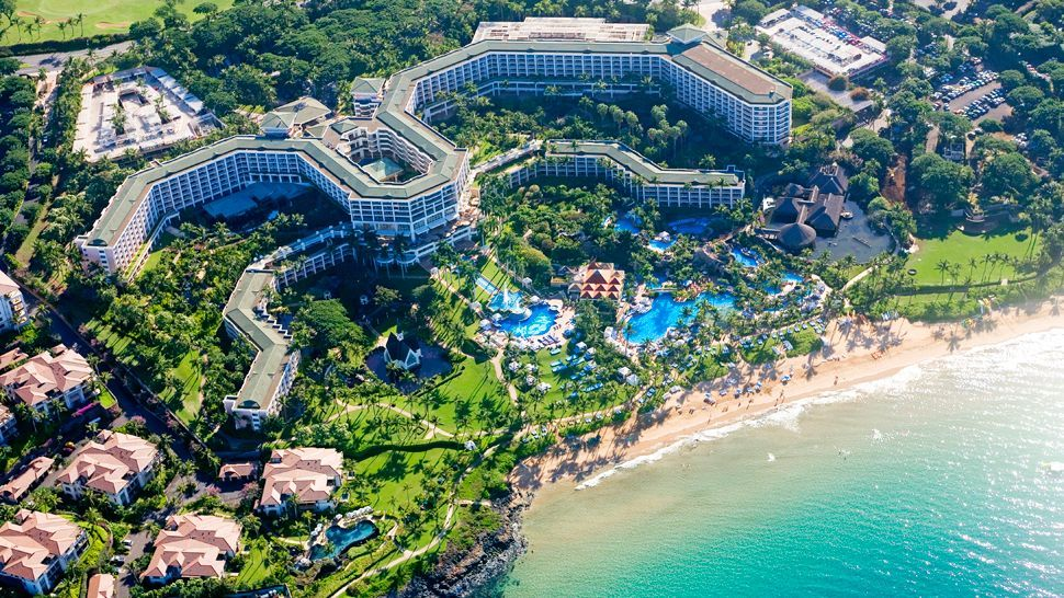 Grand Wailea Resort In Hawaii This Is Where We Are Staying When Go To The Beginning Of March Pinterest
