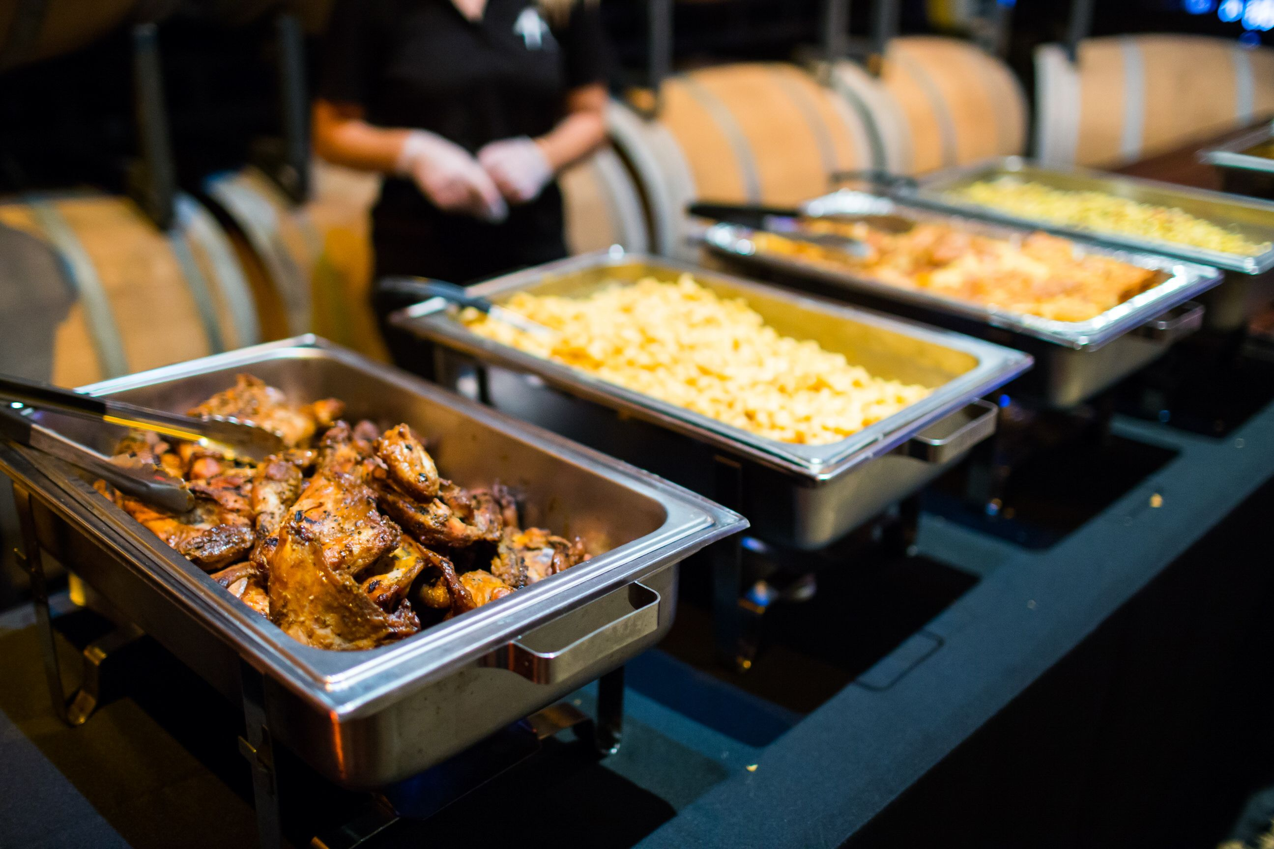 Catering By 4rivers Smokehouse Orlando Fl Photography By Lotus Eyes Photography Orlando Fl Catering Wedding Catering Eye Photography