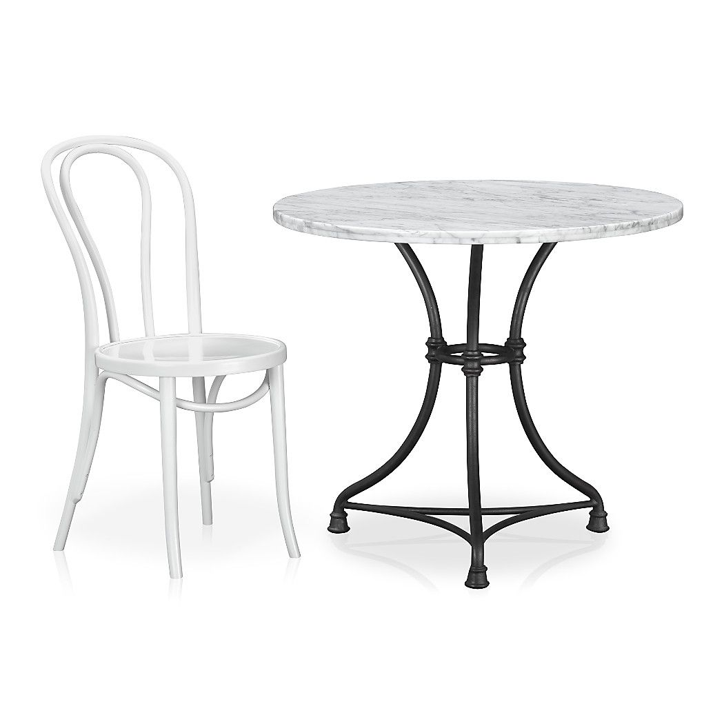 French Kitchen Bistro Table French kitchen round bistro table french kitchens carrara marble french kitchen round bistro table workwithnaturefo
