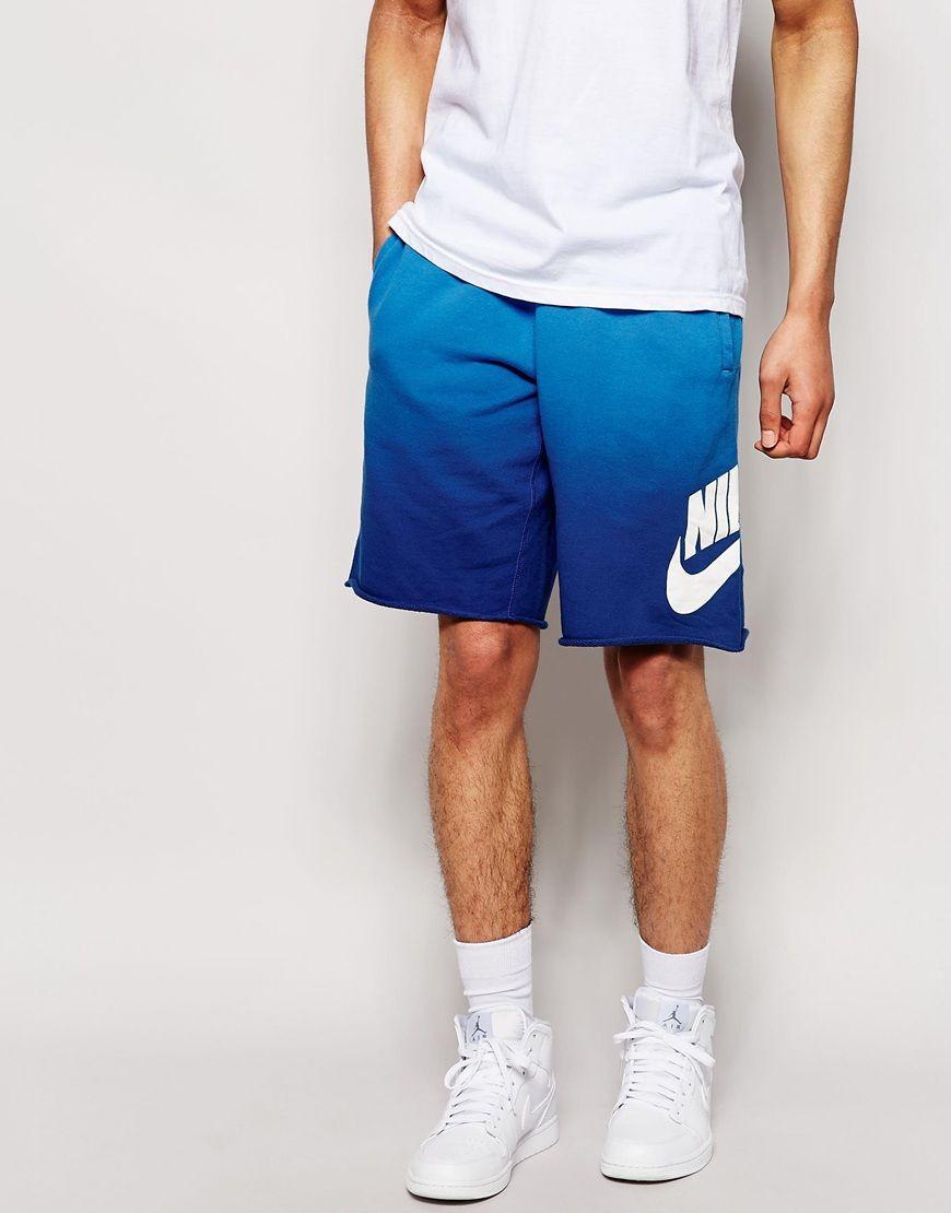 Nike AW77 Fade Sweat Shorts   Buying   Pinterest   Shorts
