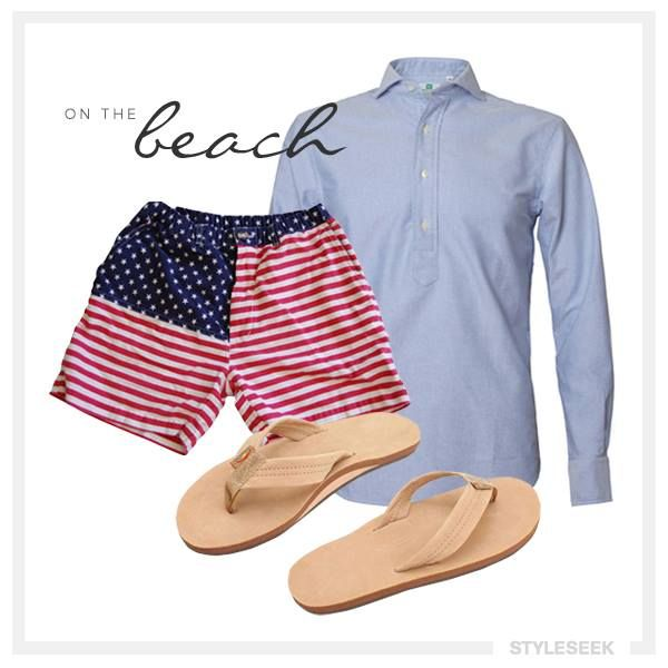 Uncover some great looks for the holiday weekend at StyleSeek
