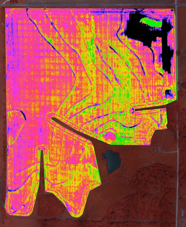 NDVI Aerial, Cool tech, Solutions