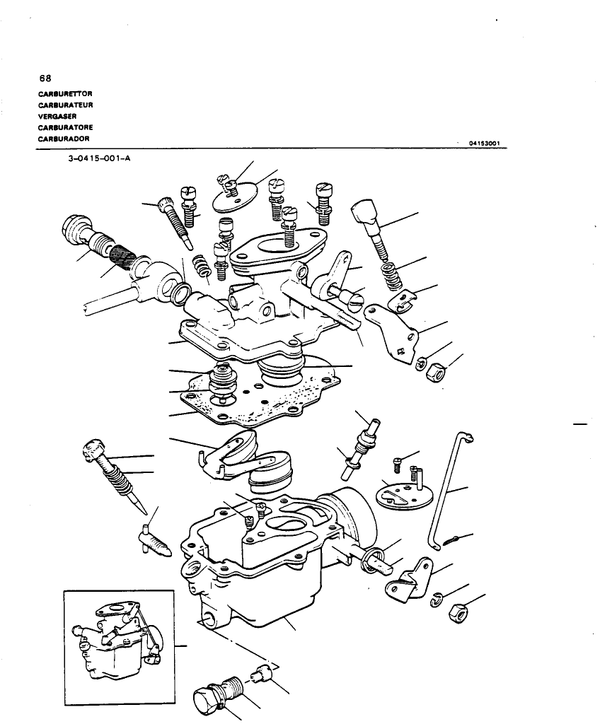 35 Massey Ferguson 135 Parts Diagram