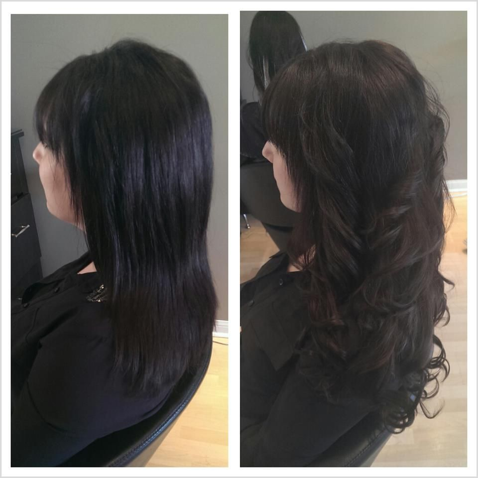 Before after fusion hair extensions hair pinterest before after fusion hair extensions pmusecretfo Choice Image