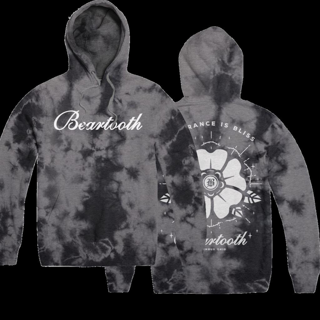 Beartooth Limited Tie Dye Hoodie Tie dye hoodie