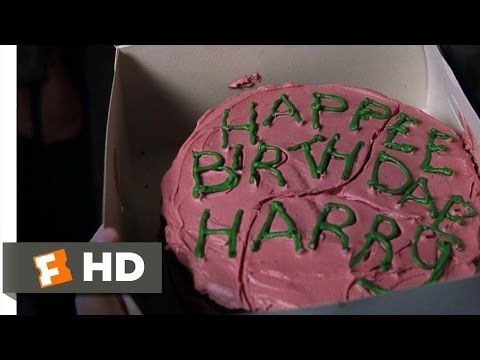 Harry Potter And The Sorcerer S Stone 1 5 Movie Clip Harry S Harry Potter Kuchen Rezept Harry Potter Geburtstagsparty Ideen Harry Potter Geburtstagskuchen