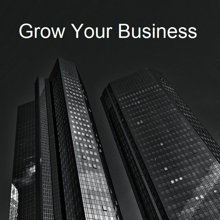 Get Ready to Grow Your Business Let us help you grow your business - business modelling using spreadsheets