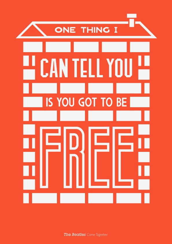You said it, Beatles.