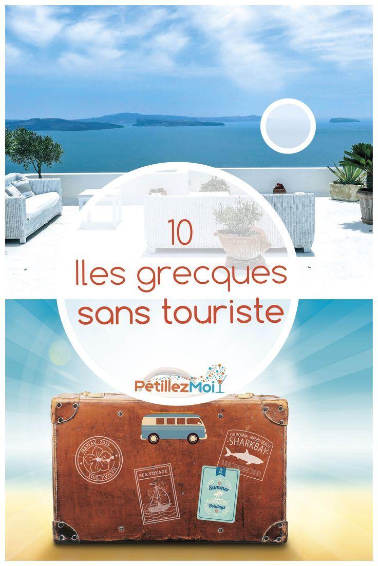 Iles grecques inconnues des touristes : voici 10 iles calmes à visiter
