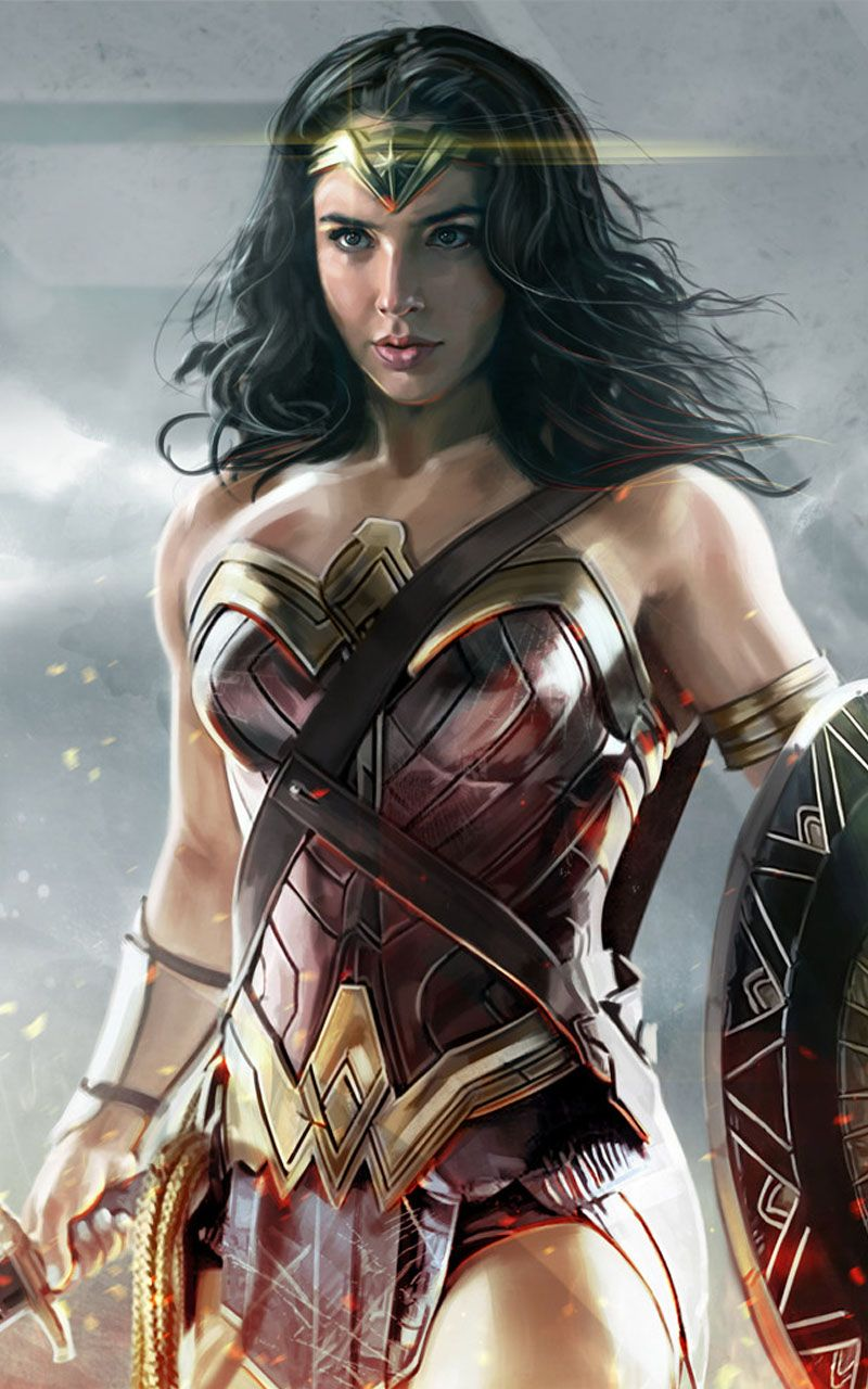 Wonder Woman Di 2020 Pahlawan Super Film Aksi