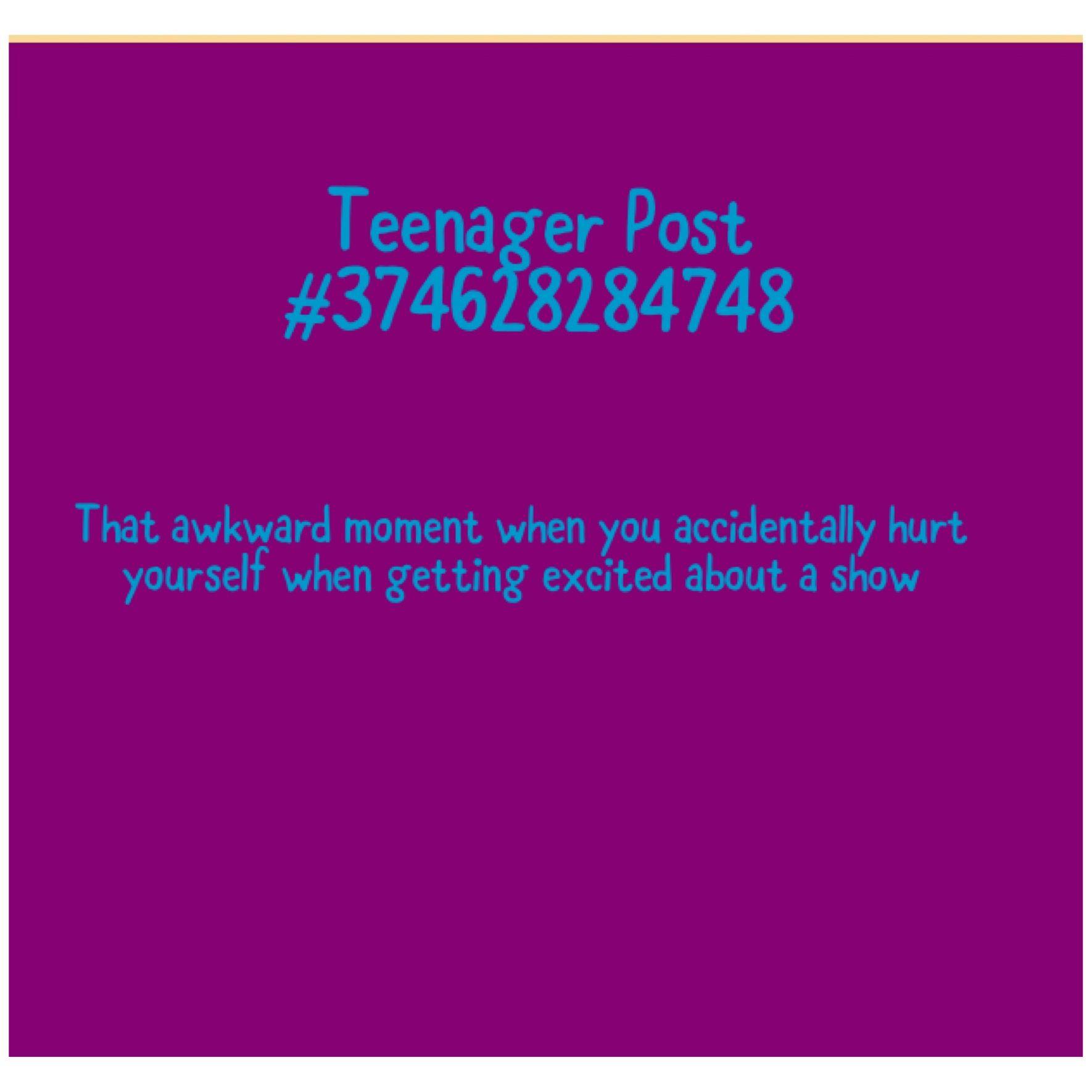 Bahahahahaha This Happens All The Time